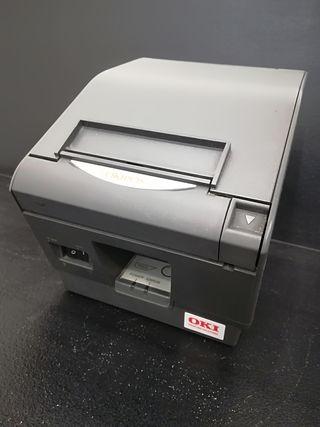 impresora de tickets térmica okipos