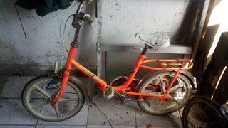Bicicleta bh de niño