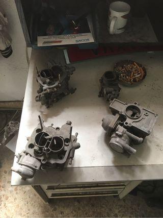 Carburadores Coches Clasicos