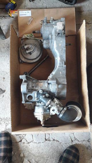 motor metrakit pro minarelli