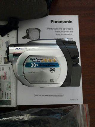 Cámara Panasonic VDR-D160E