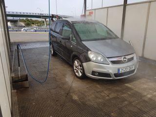 Opel Zafira 2006 con la ITV recién pasada