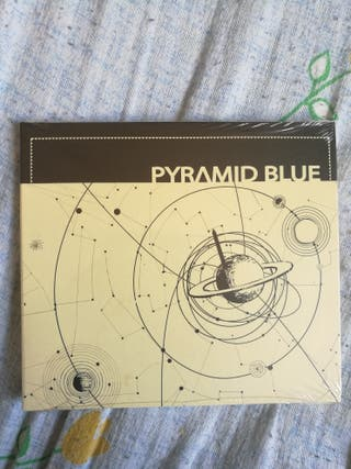 Disco Pyramid Blue