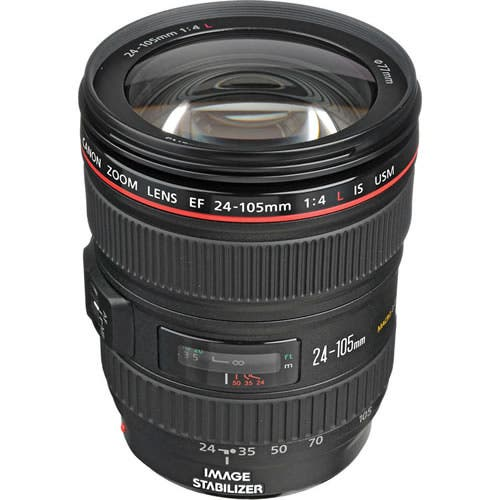 Canon EF 24-105 f4 L IS USM