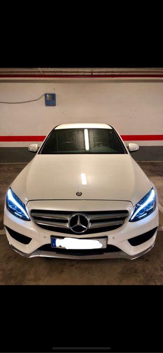 Mercedes-Benz AMG C220 Blue efficient cv 170 2015