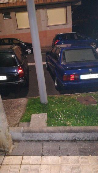 BMW e30 324 td