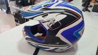 Casco motocross bell moto 7k