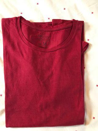 Camiseta clasica. Fondo de armario