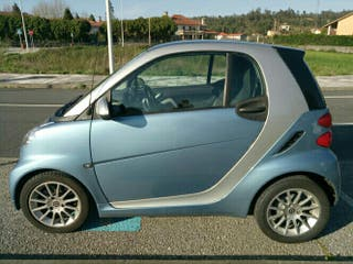 smart coupe fortwo 2012