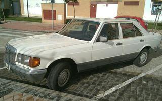 Mercedes-benz Clase S 1980