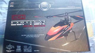 Helicóptero Micro Series 4ch V911