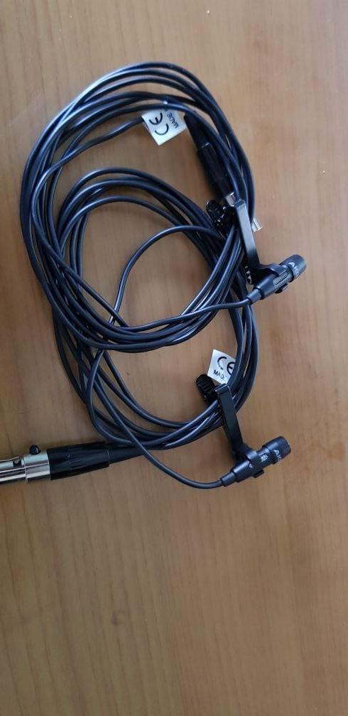 AKG CK-99 L Micrófono Lavalier Condensador, Conect