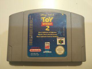 Juego Nintendo 64 - Toy Story 2