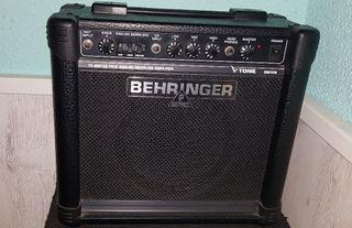ampli behringer gm108