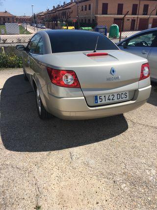 Renault Megane 2004 cabrio 1.6 gasolina 112000 km