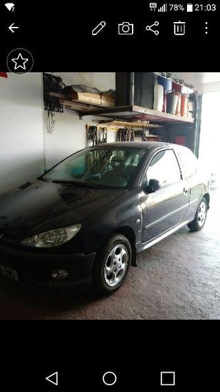 Peugeot 206 xs 1.4 2002