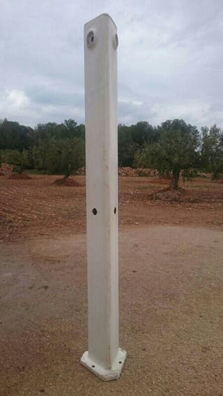 Columna ducha para jardín