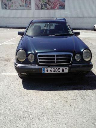 Mercedes-benz Clase E 1999 td