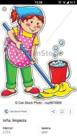 limpieza de casa y oficinas portales