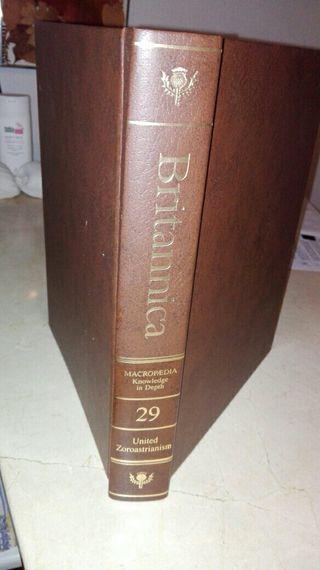 English Encyclopedia Britannica