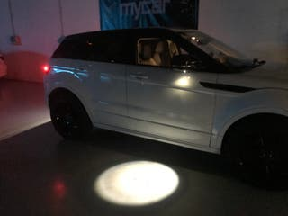 Land Rover Range Rover Evoque SD4 190 AUTO DYNAMIC