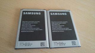 baterias samsung note 3