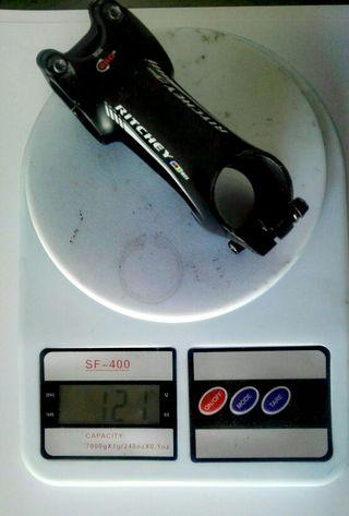 Potencia Ritchey mtb 80mm