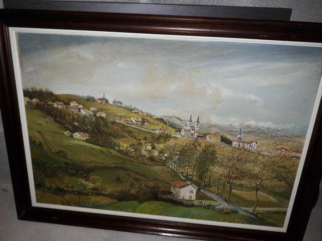 cuadro paisaje