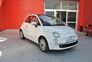 Fiat 500 lounge 2012