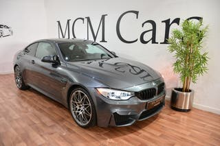 BMW M M4 Coupe Automatik 431CV 2016