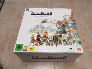 Ni No Kuni II Kings Edition. PC precintado