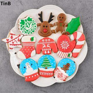 vario cortadores Navidad reposteria galleta