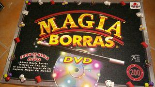juego de mesa magia borras