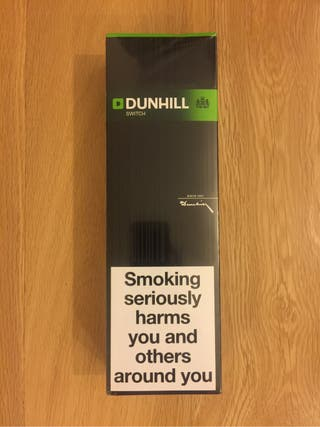 Dunhill Switch Menthol