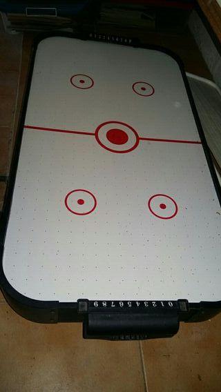 air hockey juguete
