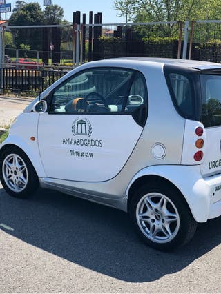 Smart City Coupe 2002