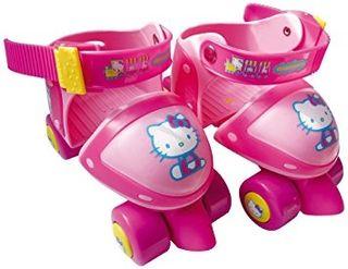 Patines 4 ruedas Hello Kitty