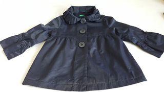 chaqueta benetton talla 7.8