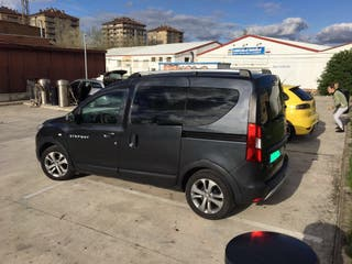 Dacia Dokker Stepway 2016