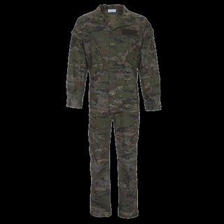 Uniforme Militar Verde Pixelado Nuevo Talla 2n