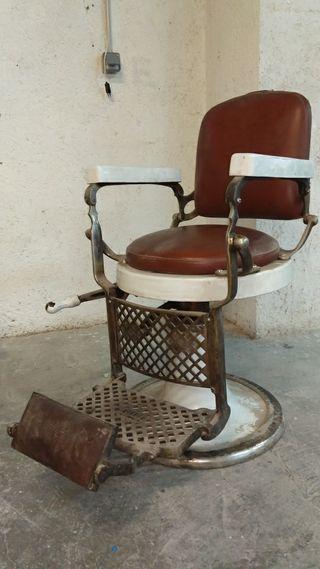 sillon silla barbero barberia peluquería