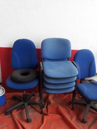 sillas de despacho