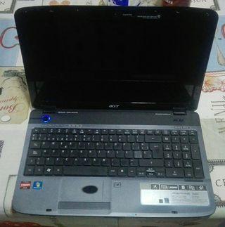 ordenador portátil Acer Aspire5542g