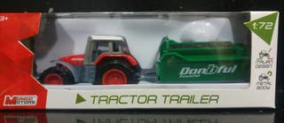 Tractor trailer