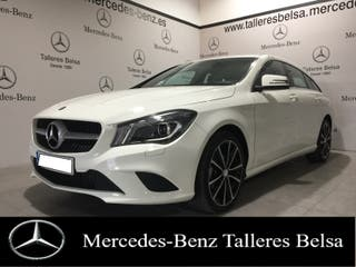 Mercedes-Benz Clase CLA 200d Urban Shooting Brake