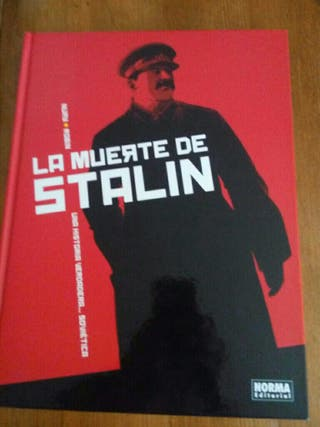 Comic La Muerte de Stalin