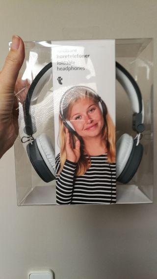 Auriculares nuevos sin estrenar