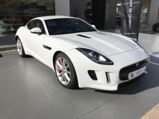 JAGUAR F-TYPE JAGUAR F-TYPE 3.0V6 COUPE AUTOMATICO