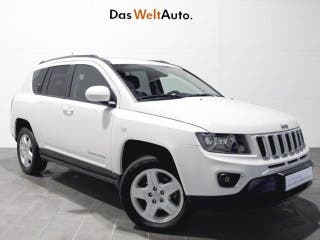 Jeep Compass 2.2 CRD North 4x2 100kW (136CV)