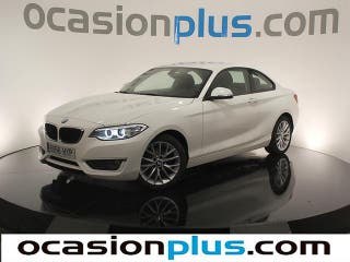 BMW Serie 2 220d Coupe 135 kW (184 CV)